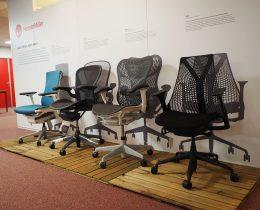 hoofddealer Herman Miller ergonomische stoelen